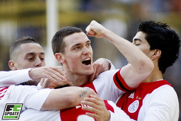 Vermaelen à Arsenal - Ajax en France
